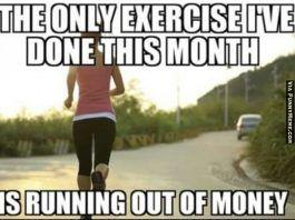 Have you been getting More or Less exercise since lockdown?