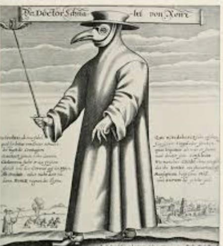 If the world is reacting like this to Covid-19, how would people react if a pandemic like the Black Death happened again?