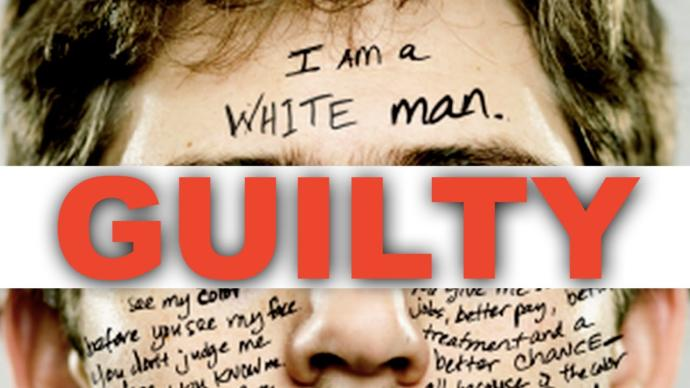 Do you sense white guilt among yourself and other white peers in todays society?