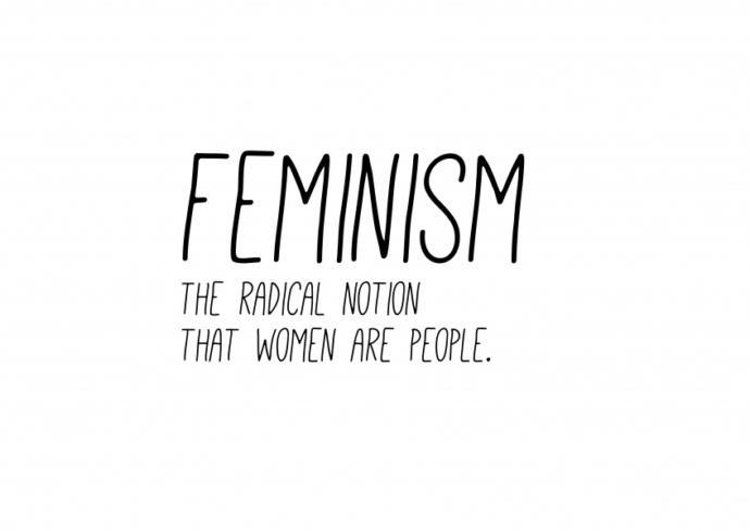 Why isnt everybody feminist?