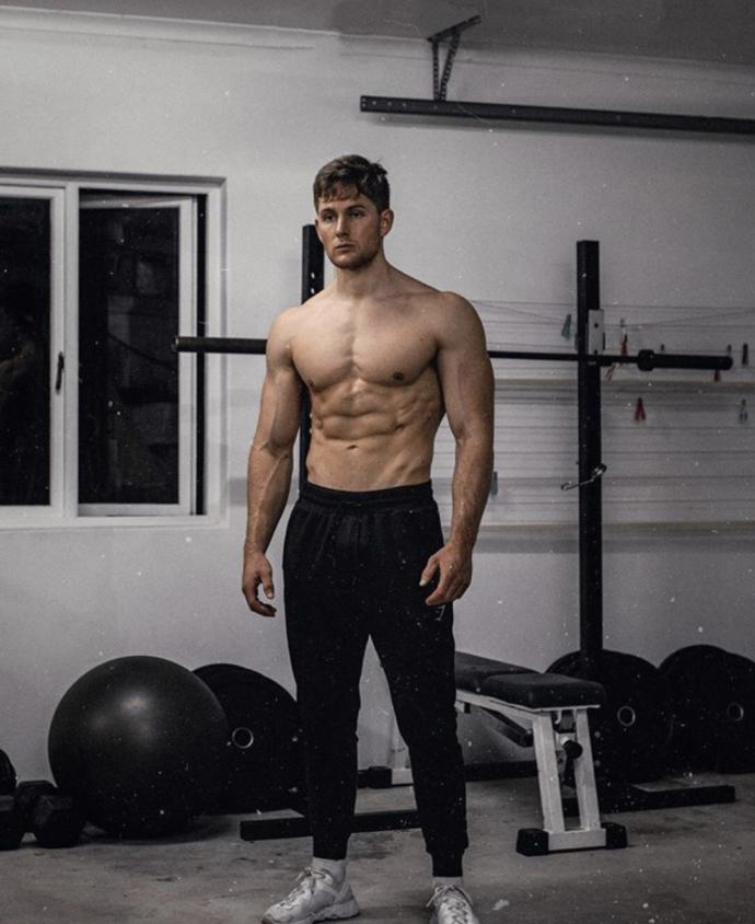 I've decided I'm going for the more athlete physique look? how long and what do I do to get this physique?