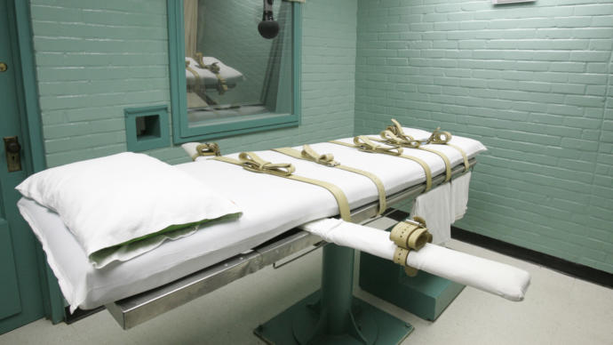 What do you think of the death penalty? Is it better than a life sentence?