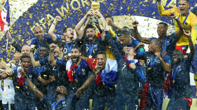 Why are France the best football team in the world ?