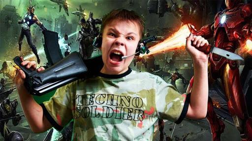 Should violent video games be banned?