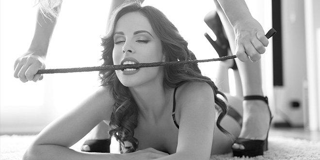 Are you more submissive or dominant?