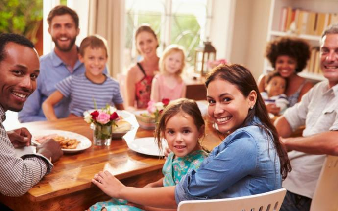 How have you been handing spending more time with family indoors, what have you done to keep your personal space and sanity?