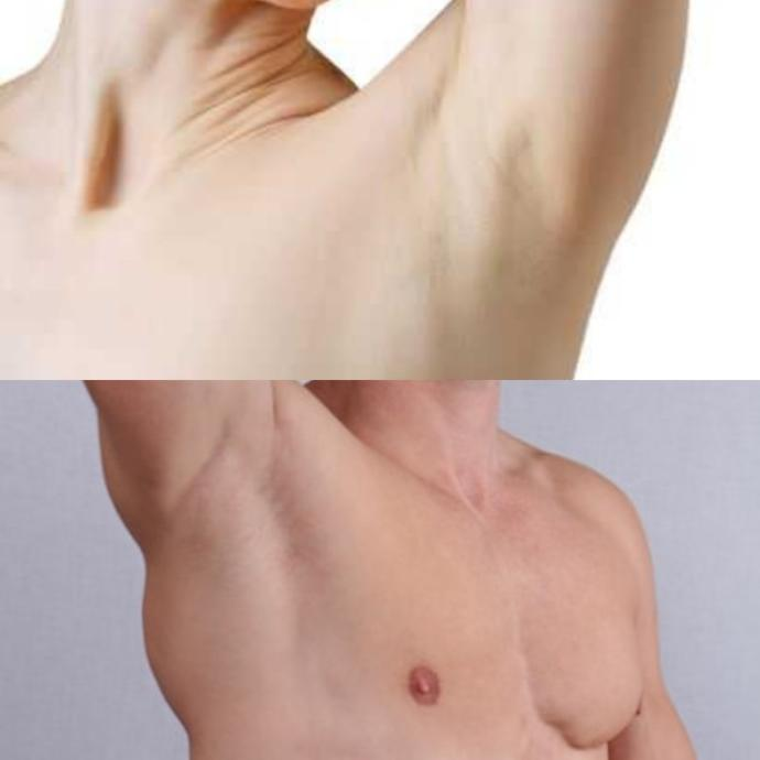 What is the maximum amount of armpit hair you are fine with seeing on others?