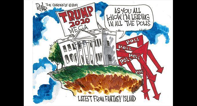 Why is Trump Not Understanding How Unpopular He Is?