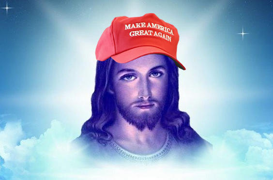 Why must the triggered red hat wearers be spineless and stoop to levels and yet call themselves Good Christians?