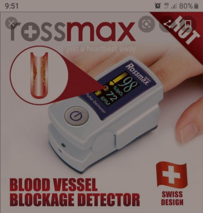 Have you ever used an oximeter?