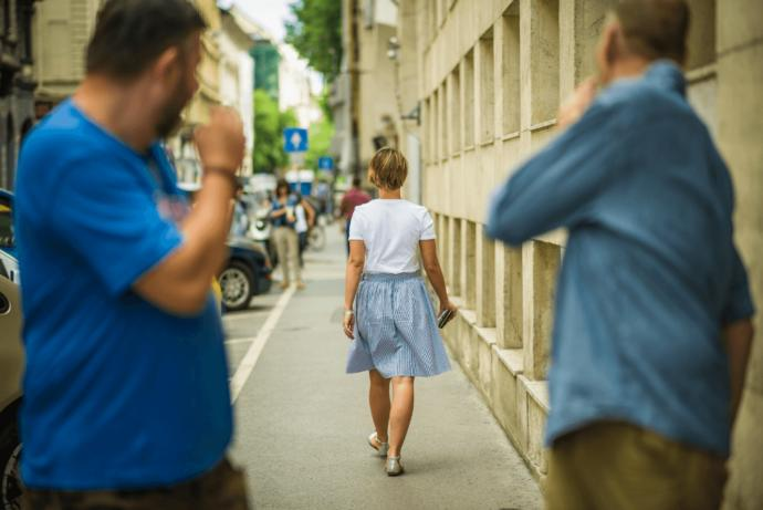 Is catcalling harassment?