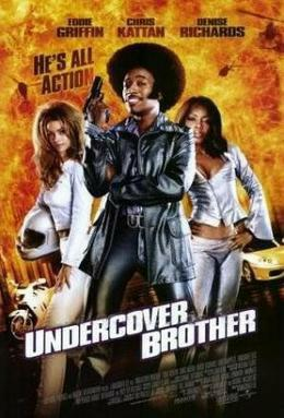 What better Undercover brother or Austin Power?