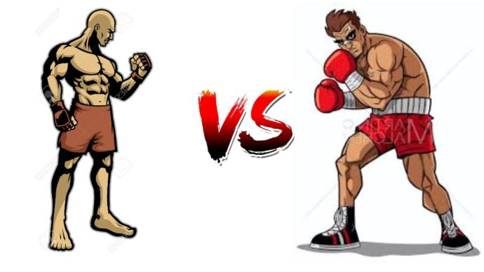 Which is more BADASS, MMA or Boxing?