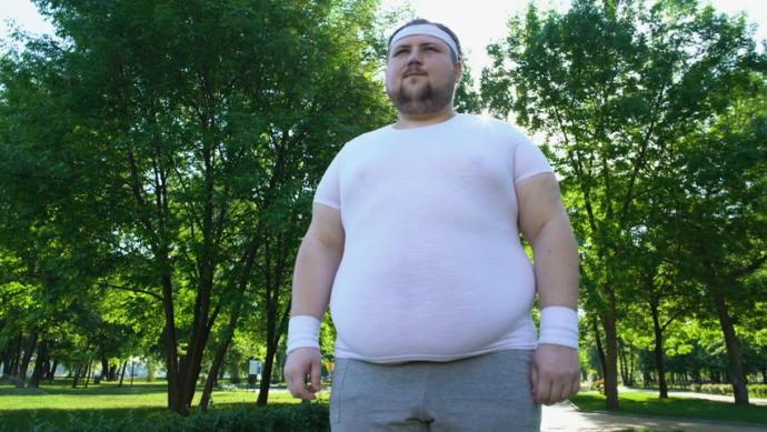 Is obesity a psychological problem or a laziness problem?