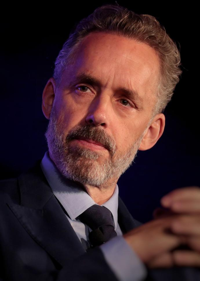 Is your opinion of Jordan Peterson positive or negative?