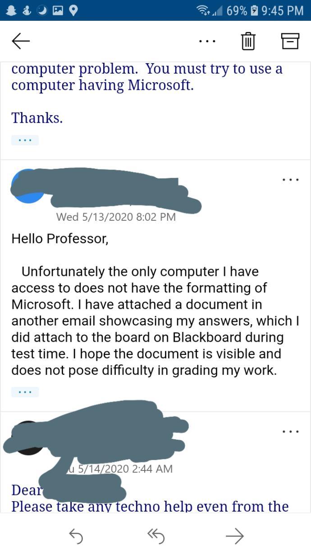Am I being failed what do I do?