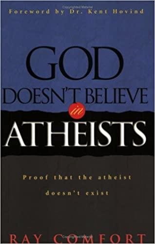 Are you aware that there is no such thing as an atheist despite what people claim?