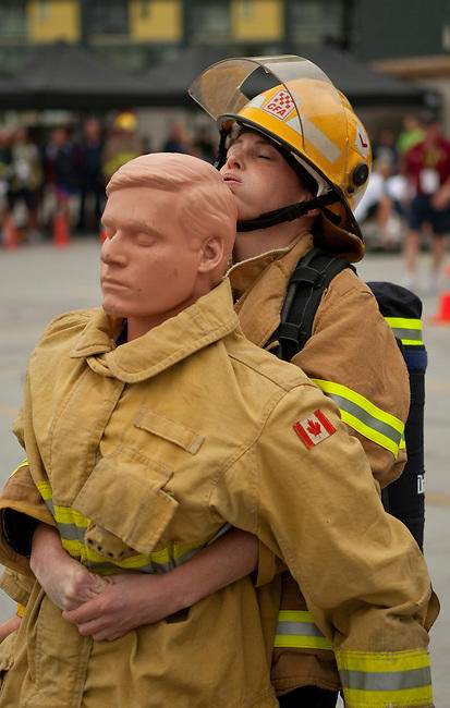 If you were unconscious in a burning building would you want to be saved by a man or woman?
