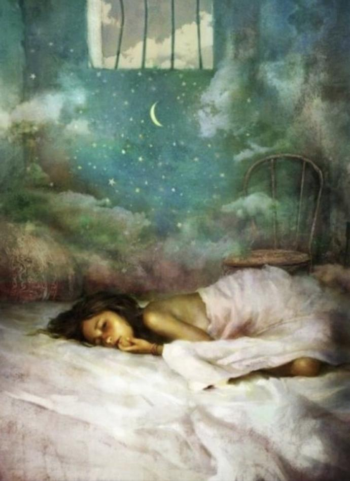 Do our dreams have meanings/secrets behind them?