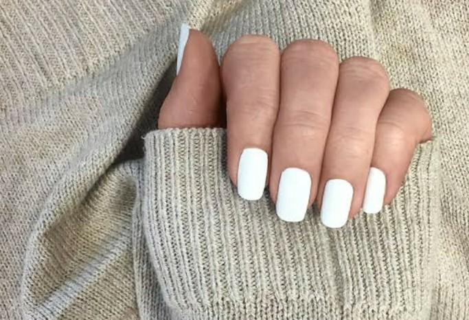 Why do men get turned on by white polished nails?