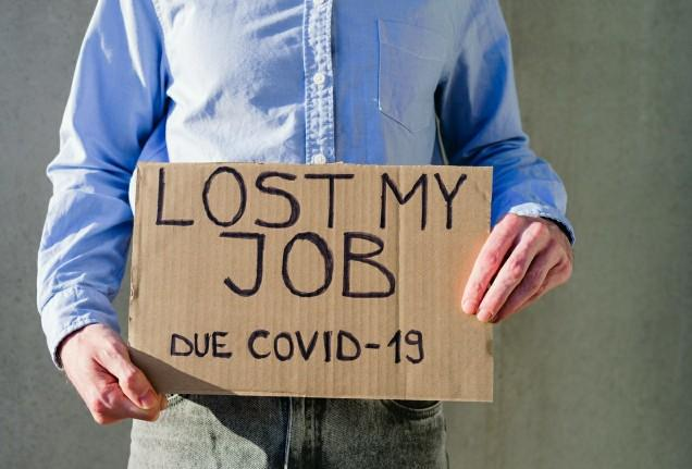 Did you lose your job because of Covid-19?