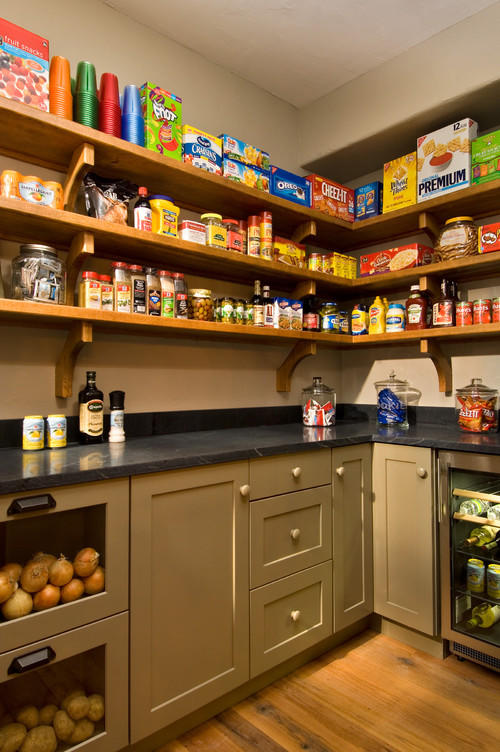 During a pandemic & hardships. Can you survive out of your pantry for a whole year?