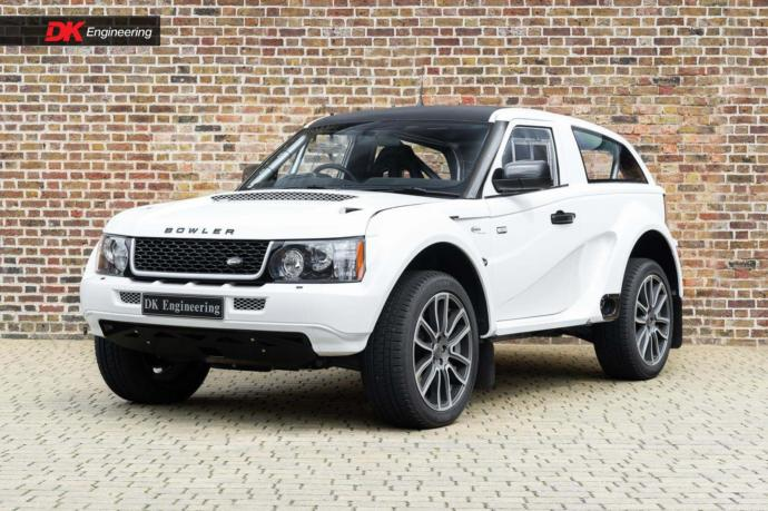 Which of these Russian Oligarch vehicles would you choose?