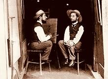 """Why did Drs Consider Toulouse Lautrec' height stunted """"due to under developed Legs"""" 🤔🧐🤨 27.5 inches is perfectly NORMAL inseam for 4 ft 8 height?"""