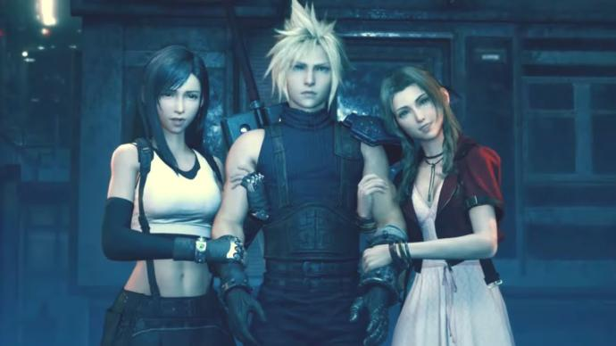 What do you think of the fan theory that Tifa will die instead of Aerith in the FF7 remake?