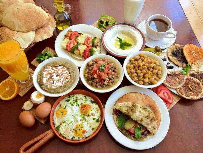 Have you ever tried a Lebanese breakfast? Would you be tempted to try any of those options?