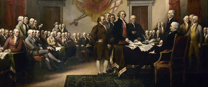 Do most people who invoke the Founding Fathers during a discussion to support their P. O. V. ever actually know anything about the Founding Fathers?