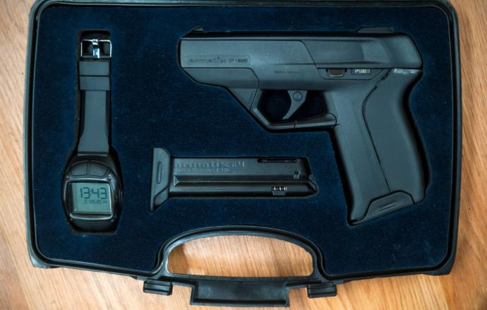 Smith & Wesson tried inventing smart guns in the 1990s, but abandoned the project.