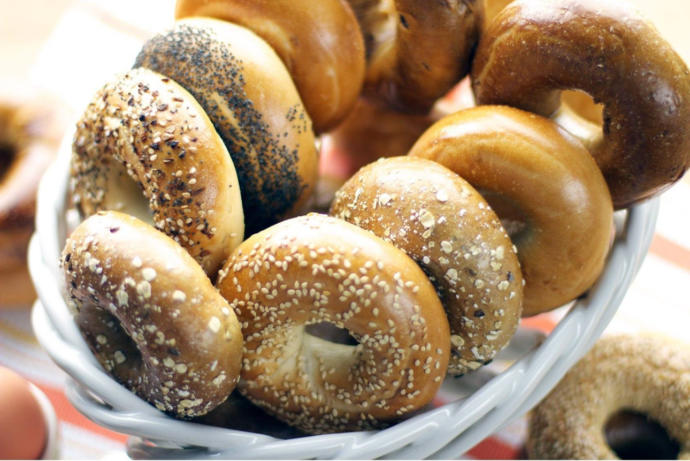 Bring On The Bagels & Speaking Of Bagels What Is Your Favorite Kind Of Bagel?