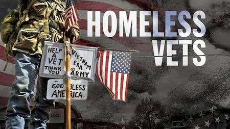 Isnt it total BS, the US has enough money for a $721.5 billion military budget, but not enough money for homeless veterans?
