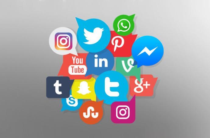 How many social media platforms do you use 🤳?