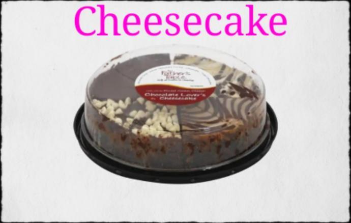 Do you like cheesecake?