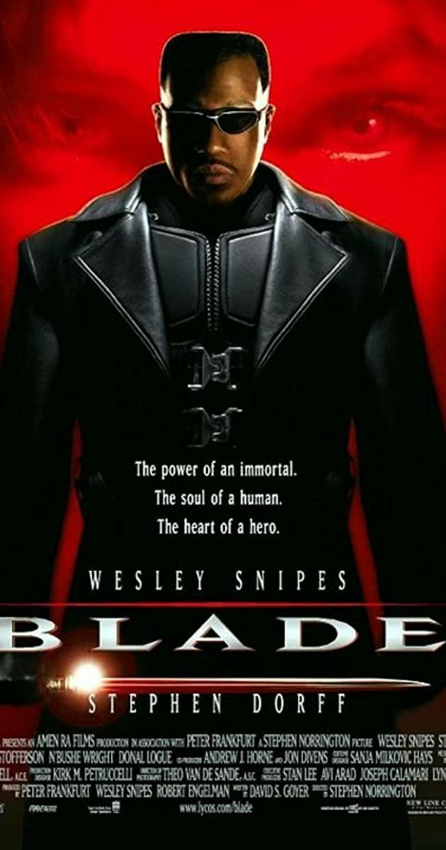 Anyone remembers the Blade movies?