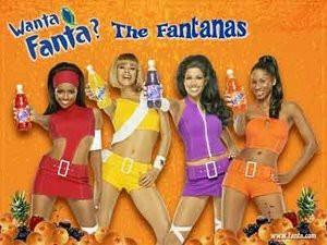 Who remember the fanta commercial with the fanta girls?