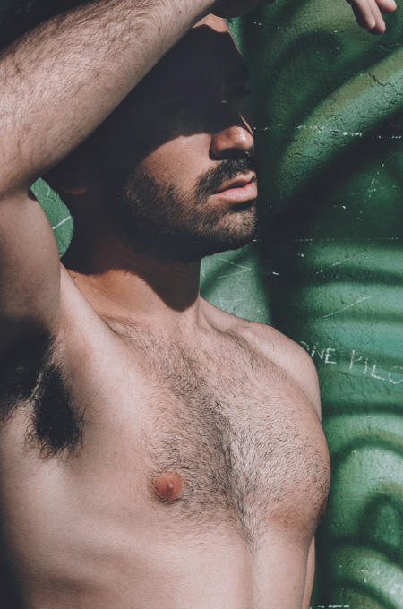 Guys, How do you feel about having hair on the chest, unlike the girls?