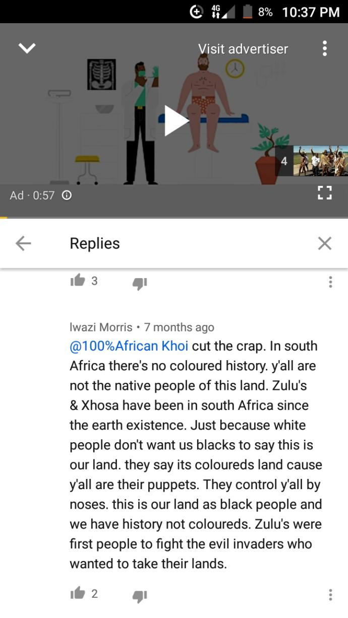 Would you believe that in africa mixed race people are not welcome of (black/white) heritage?