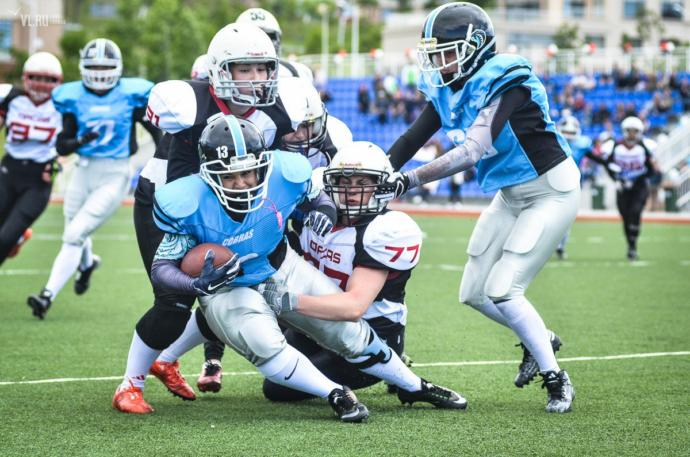 If Russia is a conservative religious country which believes in traditional gender roles, why they allowed women to play tackle football?