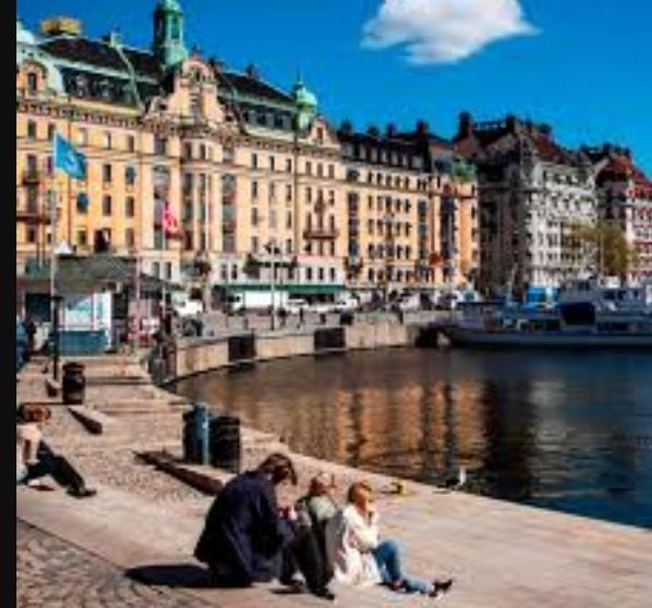 Which country would youprefer to visit, Sweden or Finland?