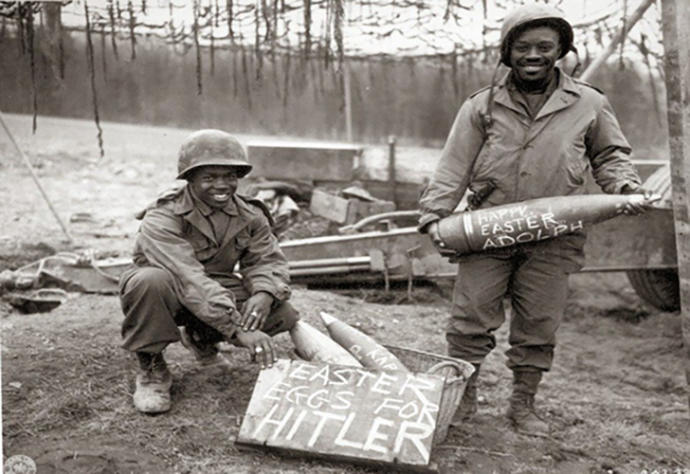 What are your thoughts on these WW2 photos?