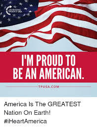 America!!! What makes it the greatest nation on earth?