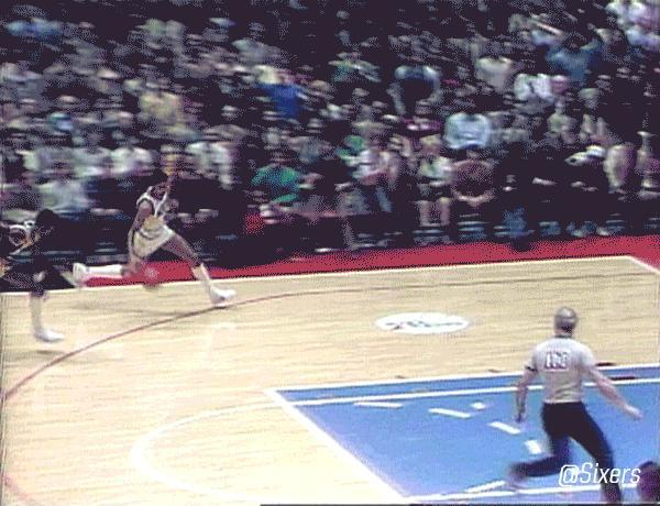 Dr J awesome Dunk