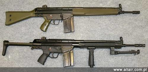 Guys, Have you done your military service? What did you think about G3 rifle?