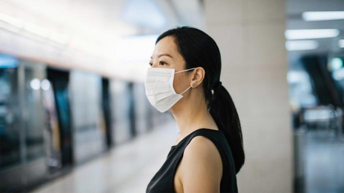 How often are you wearing a mask when youre in public?