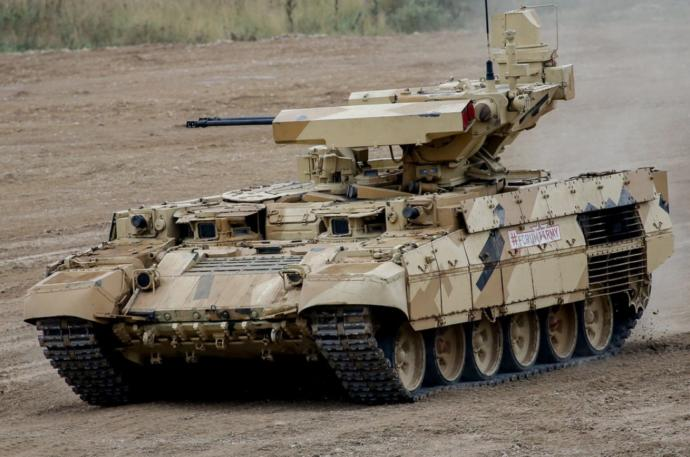 Which of these Russian Military vehicles is your favorite?