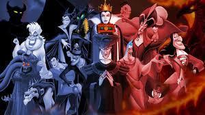 man I love Disney villains