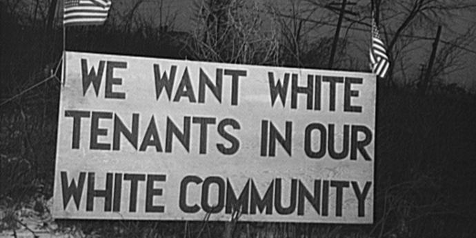 How about this solution, Partial Racial Segregation?